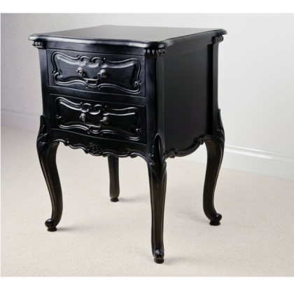 TỦ ĐẦU GƯỜNG CHATEAU | CHATEAU BEDSIDE 2 DRAWERS