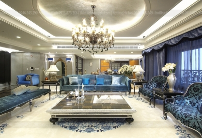 Villa interior design – Mr Hai - HCMC