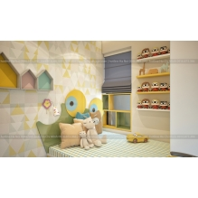 Daughter bedroom design, Imperial Apartment Building