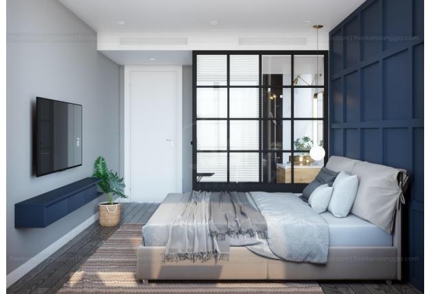 SUN GRAND CITY아파트의 인테리어를 디자인