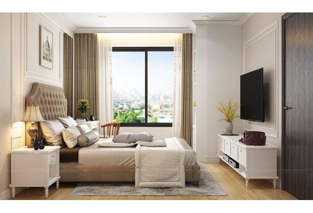 Imperia Garden 105m2 아파트 인테리어를 디자인