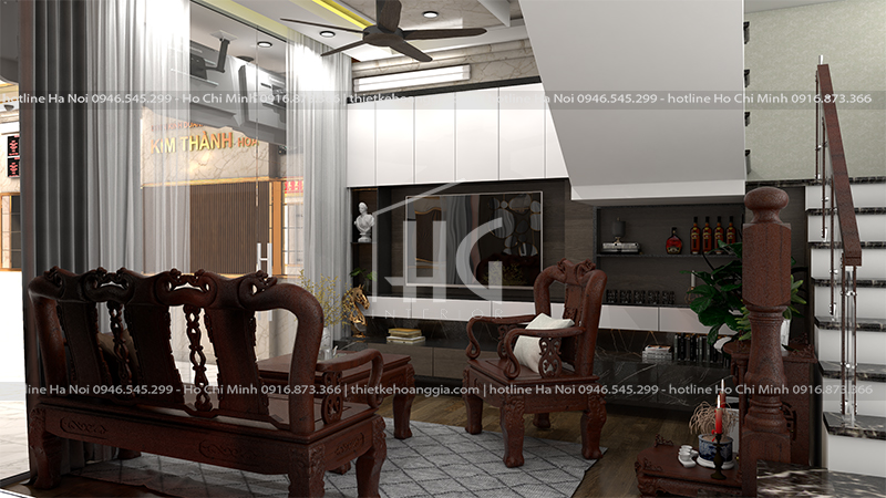 4m- tube- house living- room-design
