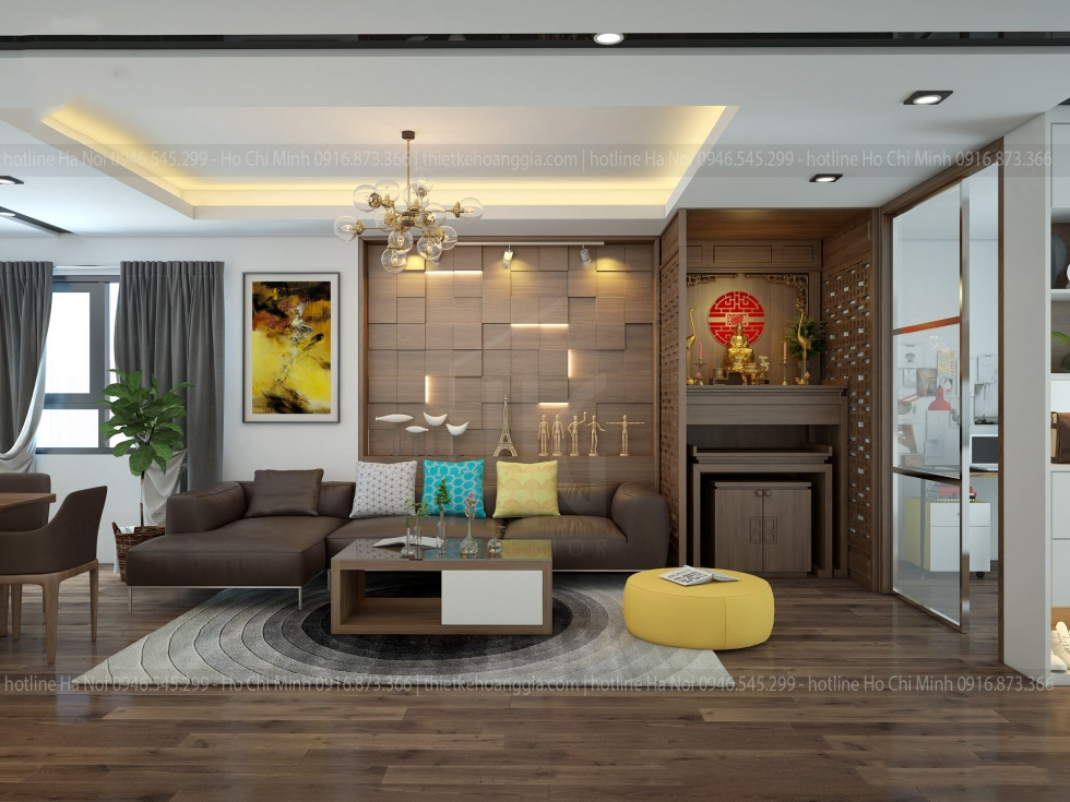 thiet ke noi that chung cu imperial  chi hanh can 103m2 1